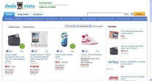 dealsvista_home_page